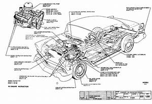 Chevy V 8 Engine Exploded View Diagram