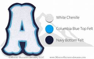 double felt fancy block chenille varsity letter With fuzzy letter patches