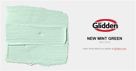 mint green paint color glidden paint colors