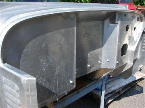 fj40 steel tub restoration 1981 fj40 frame and aluminum tub cruiser