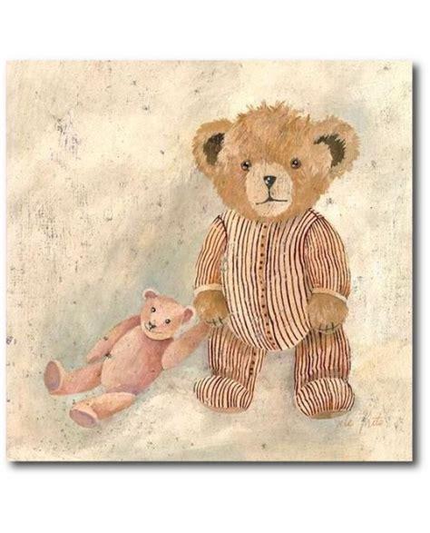 decoration ourson pour bebe tableau enfant ours paul d 233 coration ourson pour chambre de b 233 b 233 vente de tableaux d 233 co defacto