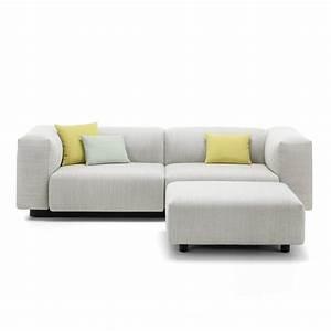 2 Sitzer Sofa Zum Ausziehen : soft modular sofa 2 sitzer von vitra connox ~ Bigdaddyawards.com Haus und Dekorationen