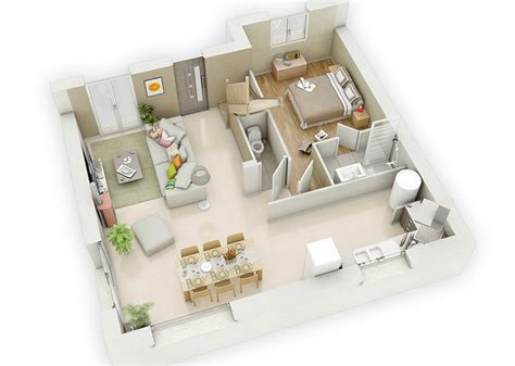 plan de maison moderne plain pied 4 chambres construction maison combles aménagés angélie maison