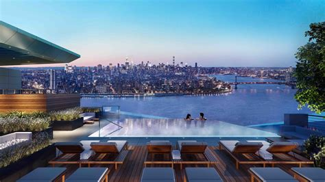 Pool Auf Dachterrasse by Tallest Infinity Pool In The Western Hemisphere Is Coming