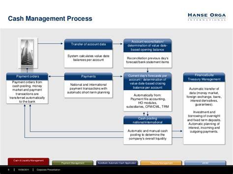 Cash Liquidity Management