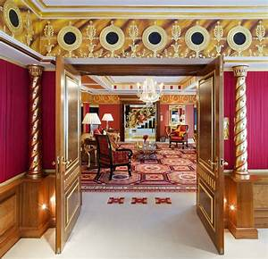 Inside, The, 24, 000, A, Night, Royal, Suite, At, The, Burj, Al, Arab, In, Dubai