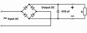 Electronics Project  How To Make A Bridge Rectifier