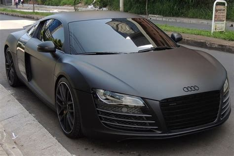 audi r8 matte black audi r8 matte black cars pinterest black matte
