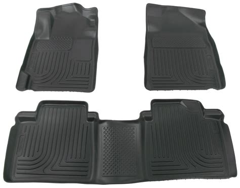 floor mats toyota camry floor mats by husky liners for 2009 camry hl98511