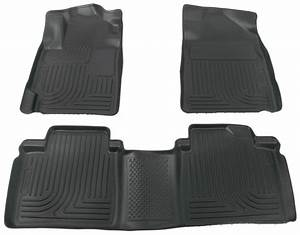floor mats by husky liners for 2009 camry hl98511 With 2009 toyota camry floor mats