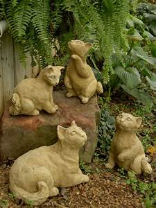 Skulpturen Für Garten : gartenfiguren sorgen sie f r eine sthetische erscheinung im garten ~ Watch28wear.com Haus und Dekorationen