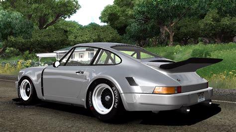 74' Porsche 911-rsr