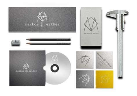markos esther design studio identity