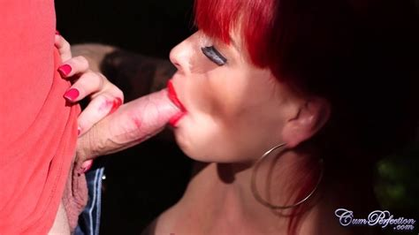 horny redhead slut sucks stranger s hard co xxx dessert picture 2