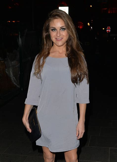 We miss her and try. Nikki Grahame - Jasmin Walia's Clothing Launch Party in ...