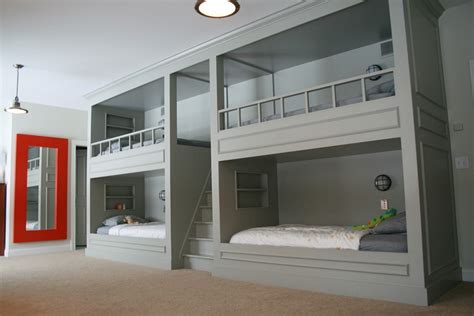bunkbeds for 51 built in bunk beds ideas for home gallery gallery