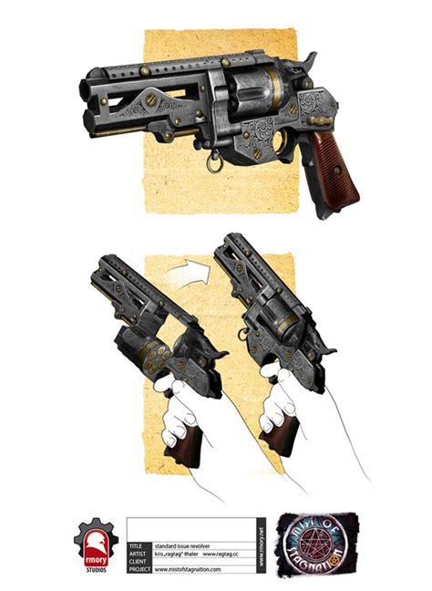 revolver concept image mist  stagnation indie db