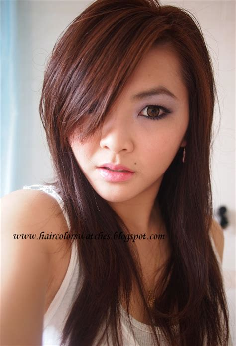 Swatches Of Hair by Hair Color Swatches Hair Color Brown Hair Color Swatches