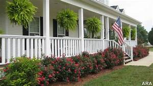 Front Porch Landscape