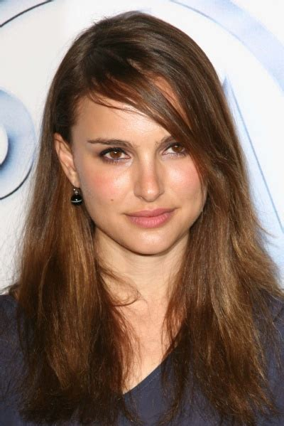 glam hairstyles  natalie portman latest hairstyles