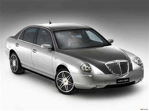 2006 Lancia Thesis Pictures Information And Specs