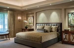 19, Elegant, And, Modern, Master, Bedroom, Design, Ideas