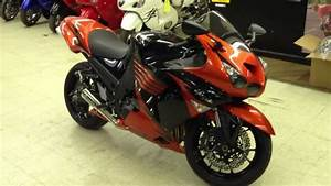 2009 Kawasaki Ninja Zx 14 Special Edition Low Miles With