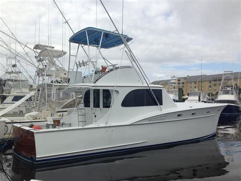 Boat Loans Charleston Sc by 1958 Rybovich Custom Power New And Used Boats For Sale