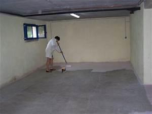 operation garage lessivage puis peinture au sol adieu With beautiful peindre porte 2 couleurs 8 peindre du carrelage au sol carrelage