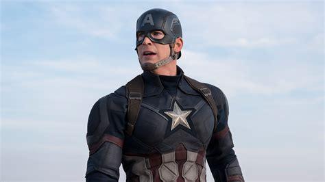 Captain America 4k Wallpaper
