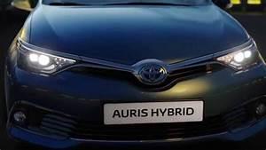 Toyota Auris Design : toyota auris design youtube ~ Medecine-chirurgie-esthetiques.com Avis de Voitures