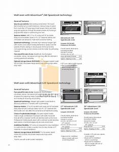 Download Free Pdf For Ge Monogram Advantium Zsc1001kss