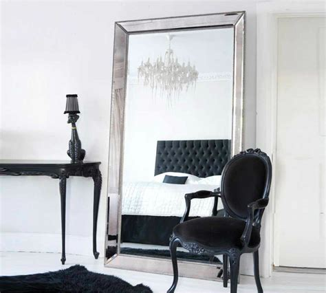 floor mirror mirrored frame bedroom mirror designs that reflect personality
