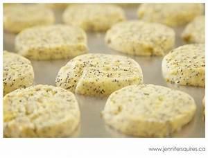 Food Photography - Lemon Poppyseed Cookies