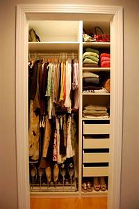 small closet organization 20 Modern Storage And Closet Design Ideas