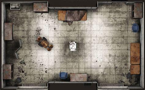 maps modern rpg room shadowrun cyberpunk