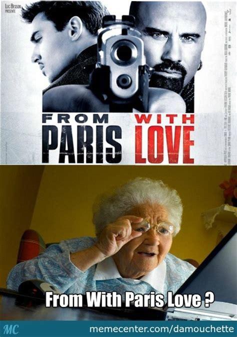 From Paris With Love Meme - from paris with love meme 28 images movie review from paris with love john travolta 5 ways