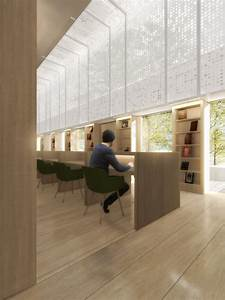 Gallery of Coffey Architects Design New Research Center ...