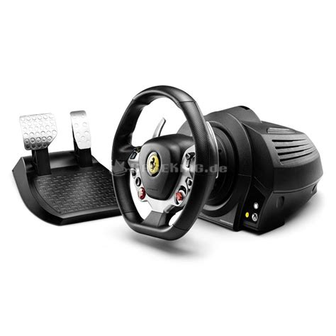 xbox one lenkrad mit pedalen thrustmaster tx racing lenkrad f 252 r pc xbox one