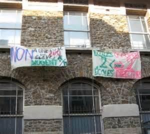 L'école Paul Bert occupée 94 Citoyens