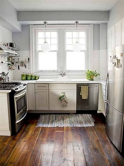 Small Kitchen Color Ideas Pictures by 17 Best Ideas About Small L Shaped Kitchens On