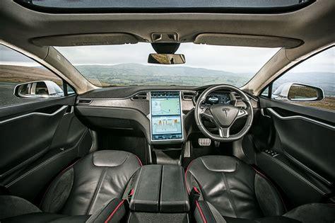 Tesla Car : Tesla Model S Vs Bmw M5 Vs Porsche Panamera Triple Test