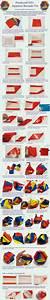 Origami Brocade Tutorial By