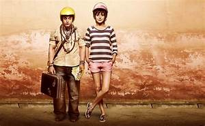 What U0026 39 S Aamir  Anushka U0026 39 S Pk All About  Here U0026 39 S What The Posters Say
