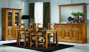 salle a manger avec miroir idees de decoration With salle À manger contemporaineavec armoire salle a manger