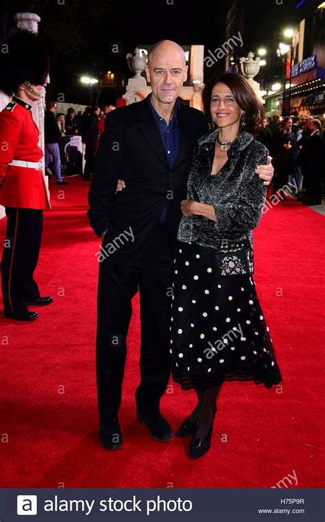 phillip pip torrens pip torrens and guest attending the crown premiere at