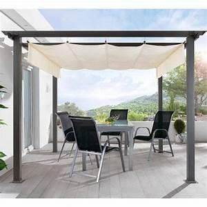 Pavillon Metall Wetterfest : produkt terrassen pavillon pergola pavillon ~ Watch28wear.com Haus und Dekorationen