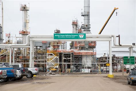 Casper's Sinclair Refinery hires hundreds of workers for ...