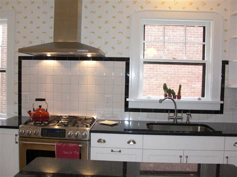 art deco kitchen traditional kitchen  york