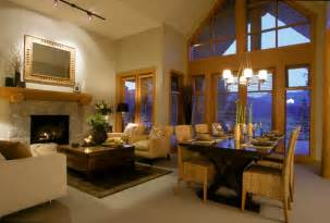 living dining room ideas 57 great room designs ideas